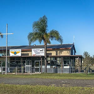 Central Coast Aero Club CLUB HOUSE
