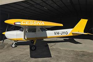 Central Coast Aero Club VH-JYQ