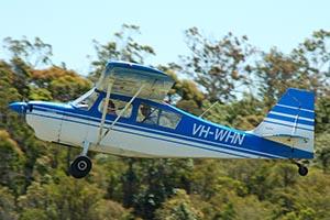 Central Coast Aero Club VH-WHN