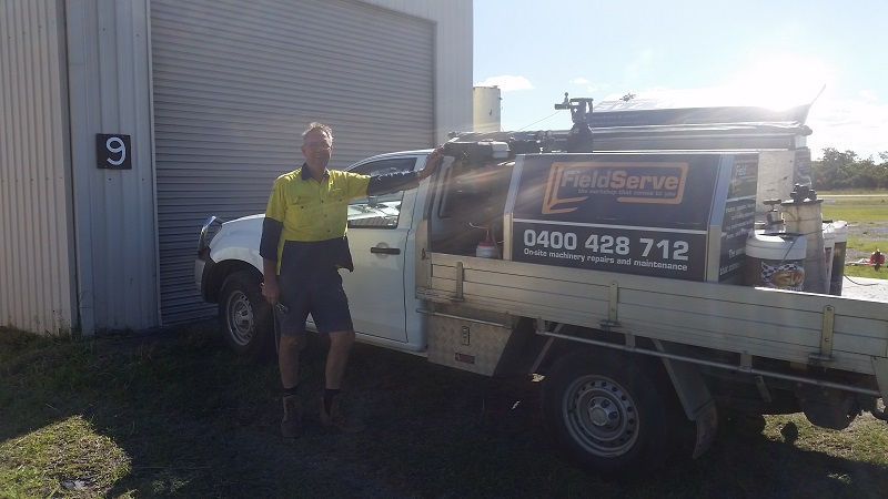 Eric from Field Services