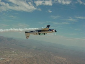 Aerobatic Training