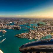 Central Coast Aero Club Sydney Harbour Joy Flight